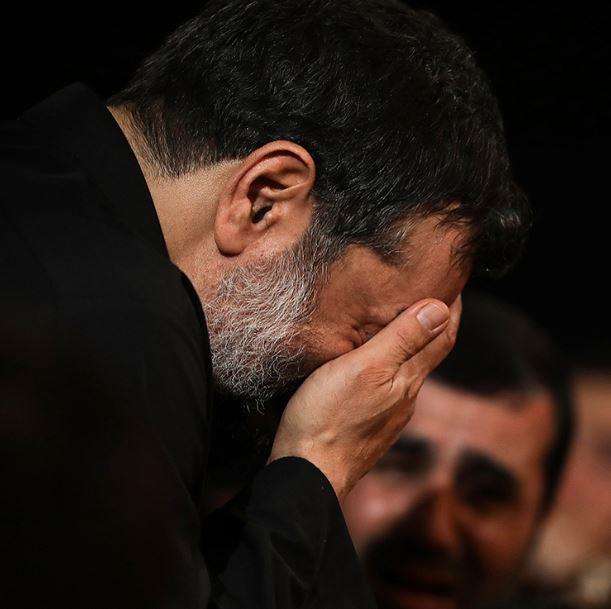 محمود کریمی اباالفضل من علمدار من (تنظیم استودیویی)