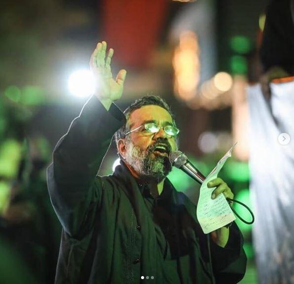 محمود کریمی لالایی گلم لالا مهتاب اومده بالا