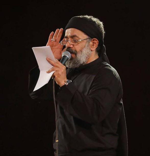محمود کریمی جان ما وقف یاری دینه